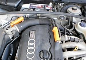 Reduzieren den Kraftstoffverbrauch audi 80 b4