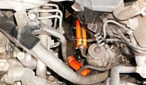 Verringerung des Kraftstoffverbrauchs Toyota Corolla