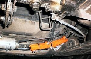 Reduzieren den Kraftstoffverbrauch bmw 320 gas