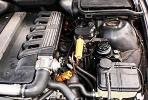 Reduzieren den Kraftstoffverbrauch bmw 525 td