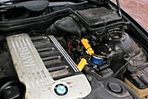 Reduzieren den Kraftstoffverbrauch bmw 530