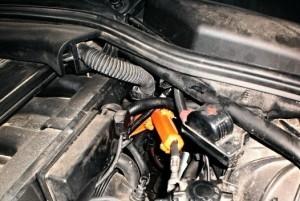Reduzieren den Kraftstoffverbrauch bmw 530i