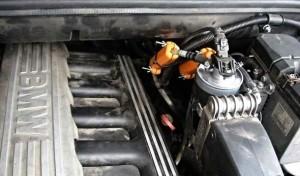 Reduzieren den Kraftstoffverbrauch bmw 535
