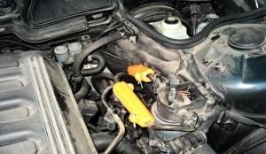 Reduzieren den Kraftstoffverbrauch bmw 730d 3,0 tdTD