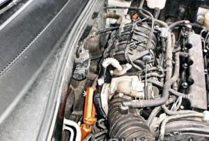 Reduzierung des kraftstoffverbrauchs chevrolet lacetti