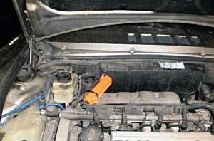Reduzierung des Kraftstoffverbrauchs fiat ulysse