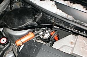 Reduzierung des Kraftstoffverbrauchs ford mondeo 2,0