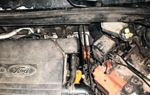 Reduzierung des Kraftstoffverbrauchs ford sierra