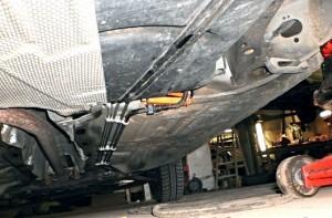Reduzierung des Kraftstoffverbrauchs ford taunus