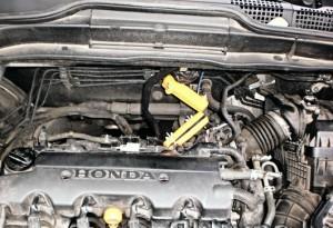 Reduzierung des Kraftstoffverbrauchs honda accord 2,0