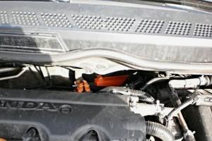 Reduzierung des Kraftstoffverbrauchs honda accord