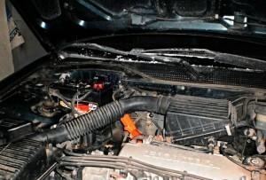 Reduzierung des Kraftstoffverbrauchs honda civic 1,6