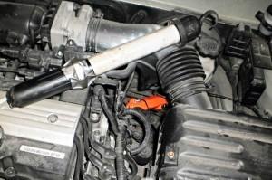 Reduzierung des kraftstoffverbrauchs hyundai elantra
