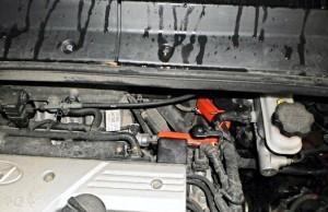 Reduzierung des kraftstoffverbrauchs hyundai lantra