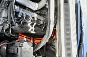 Reduzierung des kraftstoffverbrauchs Jeep grand cherokee