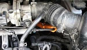 Reduzierung des Kraftstoffverbrauchs mazda 323 1,8