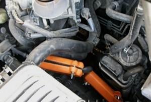 Reduzierung des Kraftstoffverbrauchs mazda 323 f