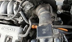 Reduzierung des Kraftstoffverbrauchs mazda 6