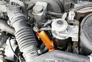 Reduzierung des Kraftstoffverbrauchs mazda 626 2,0d