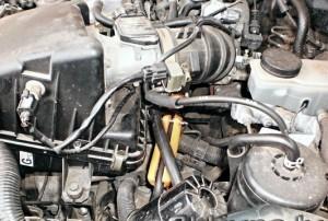 Reduzierung des Kraftstoffverbrauchs mazda e