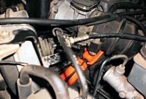 Reduzierung des Kraftstoffverbrauchs mazda mpv