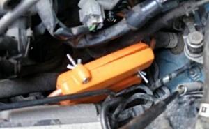 Reduzierung des Kraftstoffverbrauchs mercedes c220