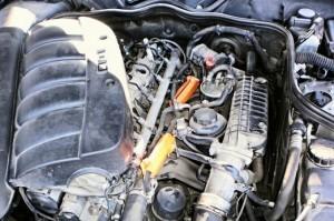 Reduzierung des Kraftstoffverbrauchs mercedes c270