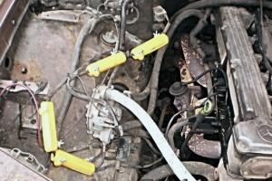 Reduzierung des Kraftstoffverbrauchs mercedes cl