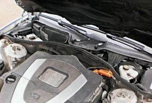 Reduzierung des Kraftstoffverbrauchs mercedes s350