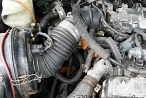 Reduzierung des Kraftstoffverbrauchs mitsubishi galant 2,0