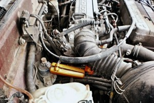 Reduzierung des Kraftstoffverbrauchs mitsubishi galant 2,4