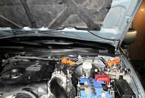 Reduzierung des Kraftstoffverbrauchs mitsubishi l200