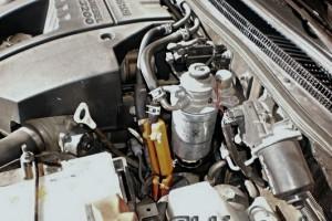 Reduzierung des Kraftstoffverbrauchs mitsubishi pajero gls