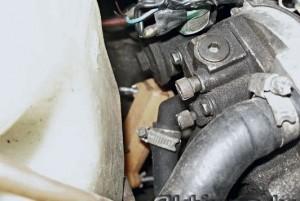 Reduzierung des Kraftstoffverbrauchs mitsubishi galant gas