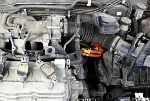 Reduzierung des Kraftstoffverbrauchs nissan almera