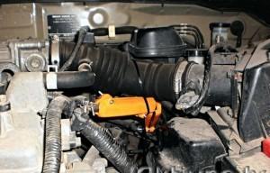 Reduzierung des Kraftstoffverbrauchs nissan primera