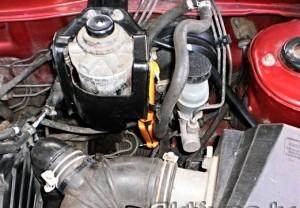 Reduzierung des Kraftstoffverbrauchs nissan sunny