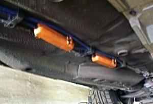 Reduzieren den Kraftstoffverbrauch opel kadett caravan