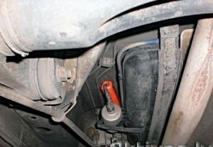 Reduzieren den Kraftstoffverbrauch opel meriva