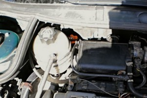 Reduzierung des kraftstoffverbrauchs peugeot 206