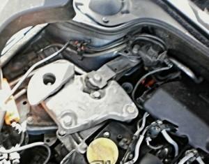 Reduzierung des kraftstoffverbrauchs renault laguna 1,8