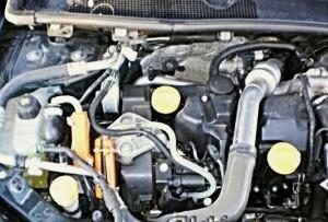 Reduzierung des kraftstoffverbrauchs renault laguna