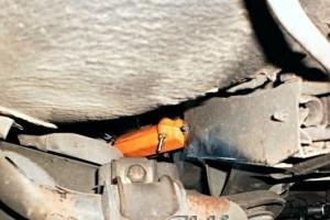 Reduzierung des kraftstoffverbrauchs renault safrane