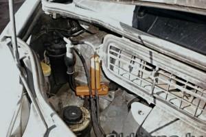 Reduzierung des kraftstoffverbrauchs renault trafic 1,9