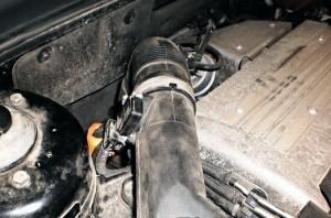 Reduzierung des kraftstoffverbrauchs saab 9-5