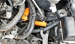 Verringerung des Kraftstoffverbrauchs toyota previa