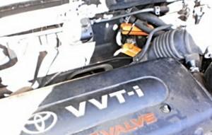 Verringerung des Kraftstoffverbrauchs toyota rav4