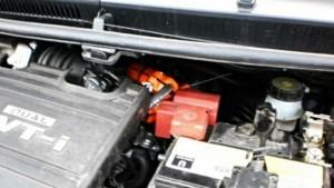 Verringerung des Kraftstoffverbrauchs toyota yaris 1,3vvt