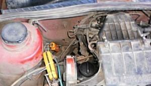 Verringerung des Kraftstoffverbrauchs volkswagen caddy