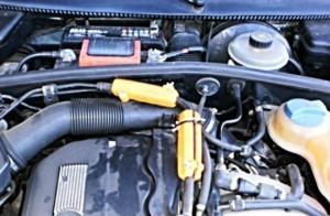 Verringerung des Kraftstoffverbrauchs volkswagen passat variant